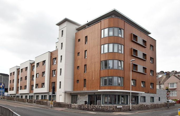 St Augustine's House Student Housing