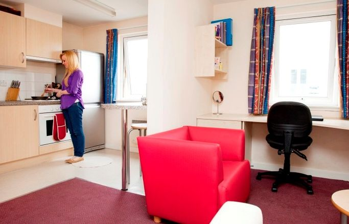 Blackfriars Student Rooms